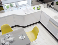 White kitchen ^)