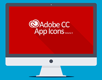 Adobe CC  Icons Volume 3