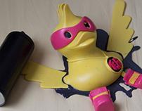 Tefi's Art toys