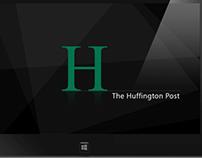 Huffington Post Win8 App