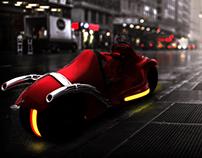 Ferrari Tron