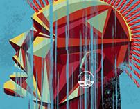 Diseño de Cartel 38 años del Museo del Chopo