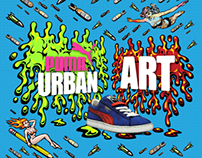 PUMA URBAN ART 2013