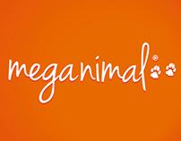 MEGANIMAL - WEB ADS