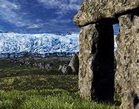 Nature Art: Ancient Landscapes