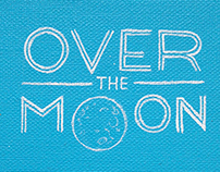 OVER THE MOON novel