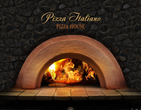 Pizza Italiano Pizza House HTML5 Template