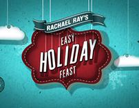 Rachael Ray's Easy Holiday Feast