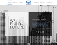 QR Building Company Group HTML5 Template