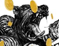 Le Monde Diplomatique illustrations