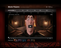 Movie Theatre The World Of Movie HTML5 Template