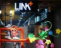 ESCAPARATES PARA LINK+ (PRIMAVERA 2007)