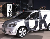 Company Car Branding