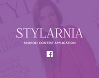 Stylarnia - Fashion contest application on Facebook
