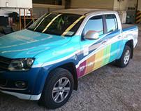 Camioneta Amarok - Viaja por tu País 2013/2014