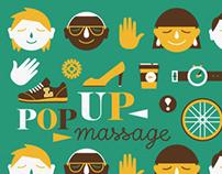 PopUp Massage