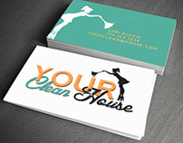 Your Clean House Logo