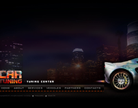 Car Tuning Center HTML5 Template
