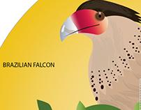 [2009] Brazilian Falcon Vector