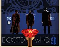 Movie Poster - Doctor Who