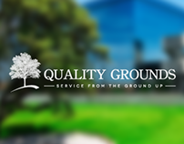 Quality Grounds - Rebrand