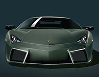 Exotic Cars Illustrations