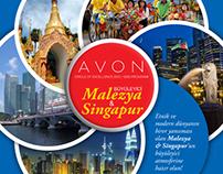 (2012) Avon: Print Design