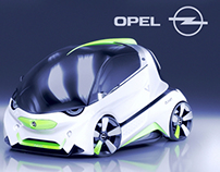 "OPEL CONCEPT CAR ""ELIXIR"" by Paul Czyżewski"