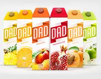 """""""DAD"""" Juice"""