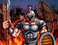 Pixel Art for GSM games (2004 - 2006)