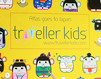 Traveller kids- Japan Kit