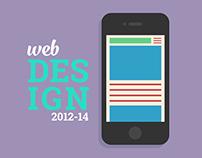 Web Design 2012/13/14