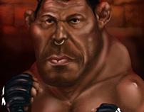 """Minotauro """"BR"""" - UFC"""