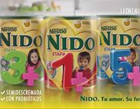NIDO ETAPAS \ CAMPAÑA 2014