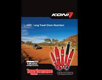 Koni - 4WD Brochure