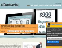 x10industries social web design