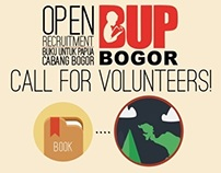 Open Recruitment BUP Bogor