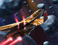 Nebula Sector Concept Art