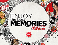 CocaCola 125 Years Website