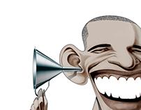 Barack Obama spying