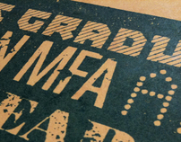 MFA graduation invites