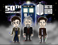 Doctor Who - Save The Day