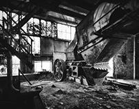 abandoned BW