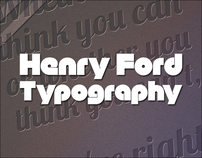 Henry Ford Type