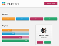 Fabulous UI Kit
