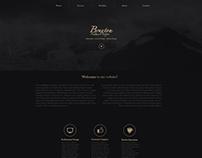 Braxton - One Page Portfolio