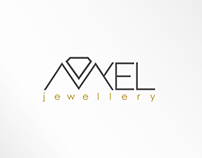 "Logo design proposal for ""Myel"" jewellery brand"