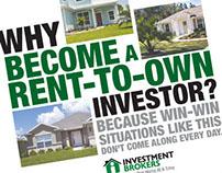 Corporate Brochure / Investment Brokers