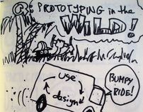 Sketchnotes - Design Thinking Drinks 2011