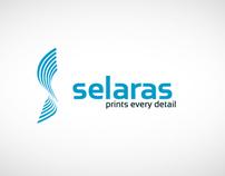 Selaras Printing Branding Identity